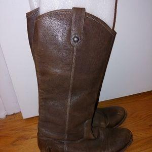 Frye Melissa Boots Size 9B